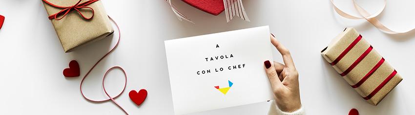 Un Idea Originale Per Ogni Occasione A Tavola Con Lo Chef